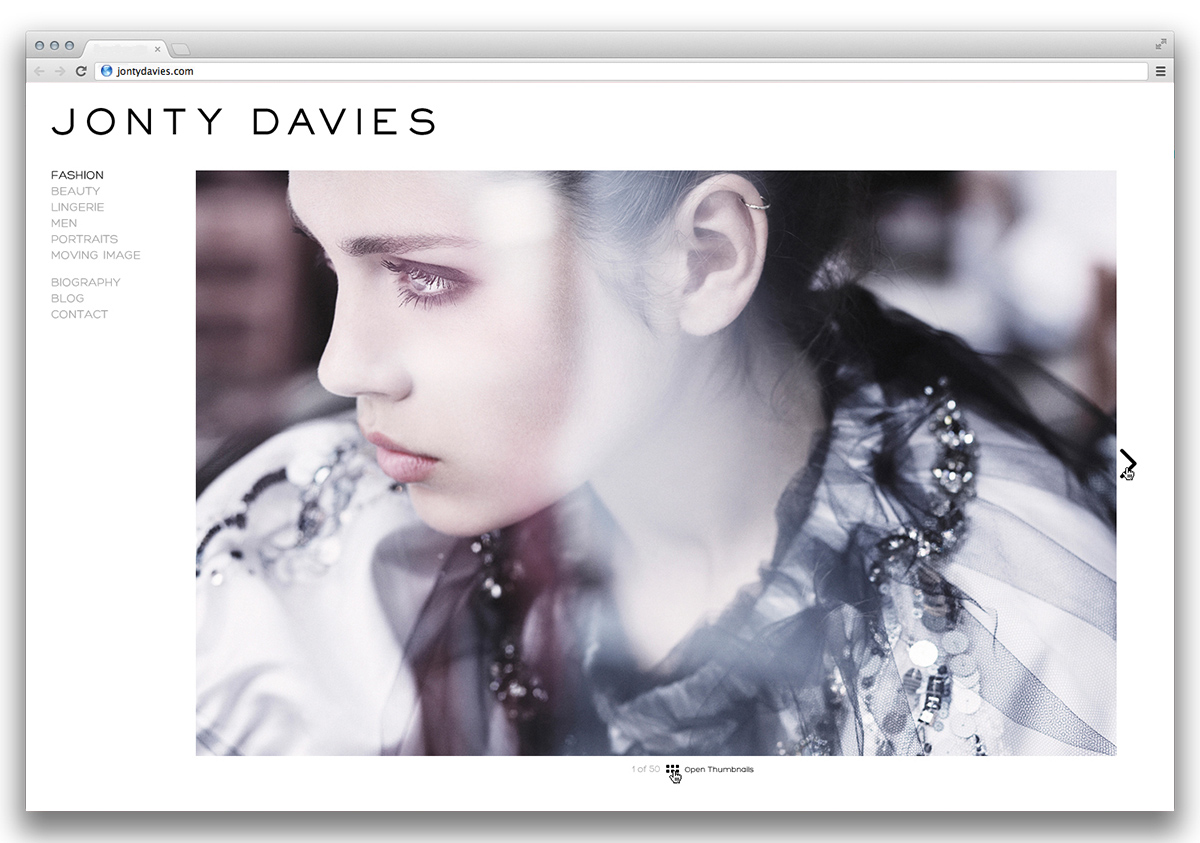Jonty Davies Fashion