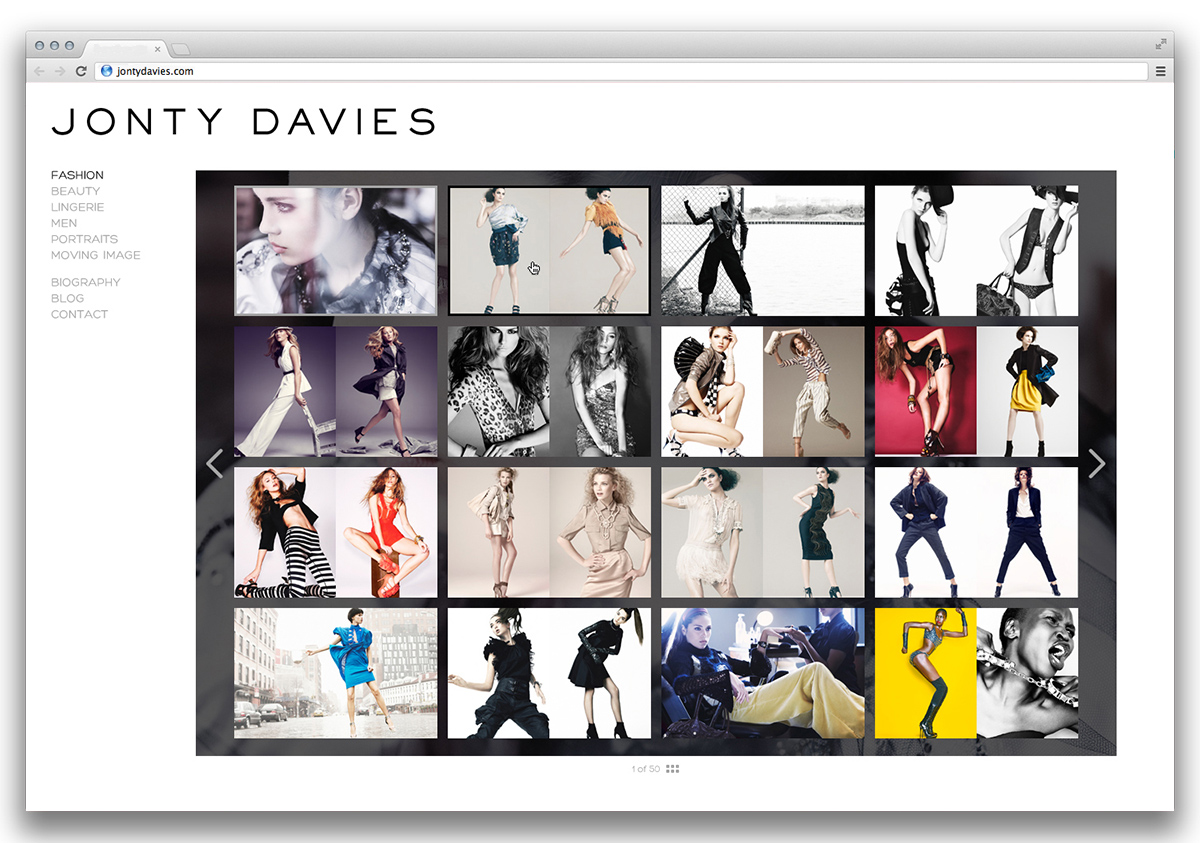 Jonty Davies Fashion thumbnails