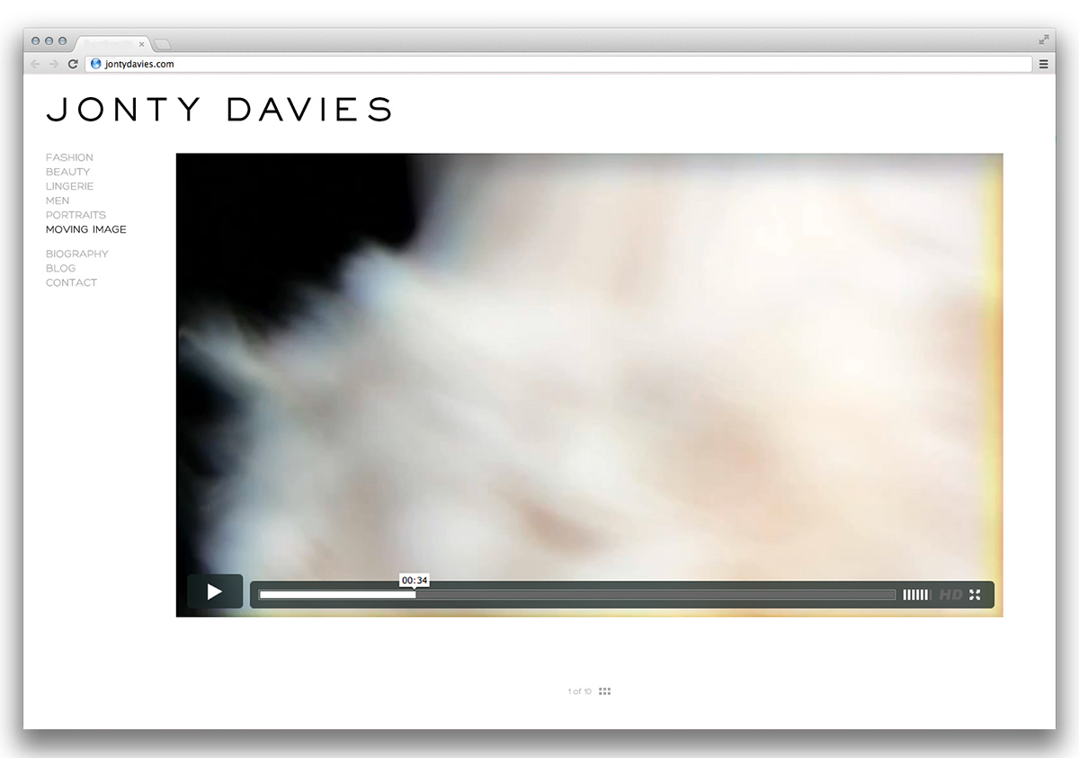 Jonty Davies Moving Image