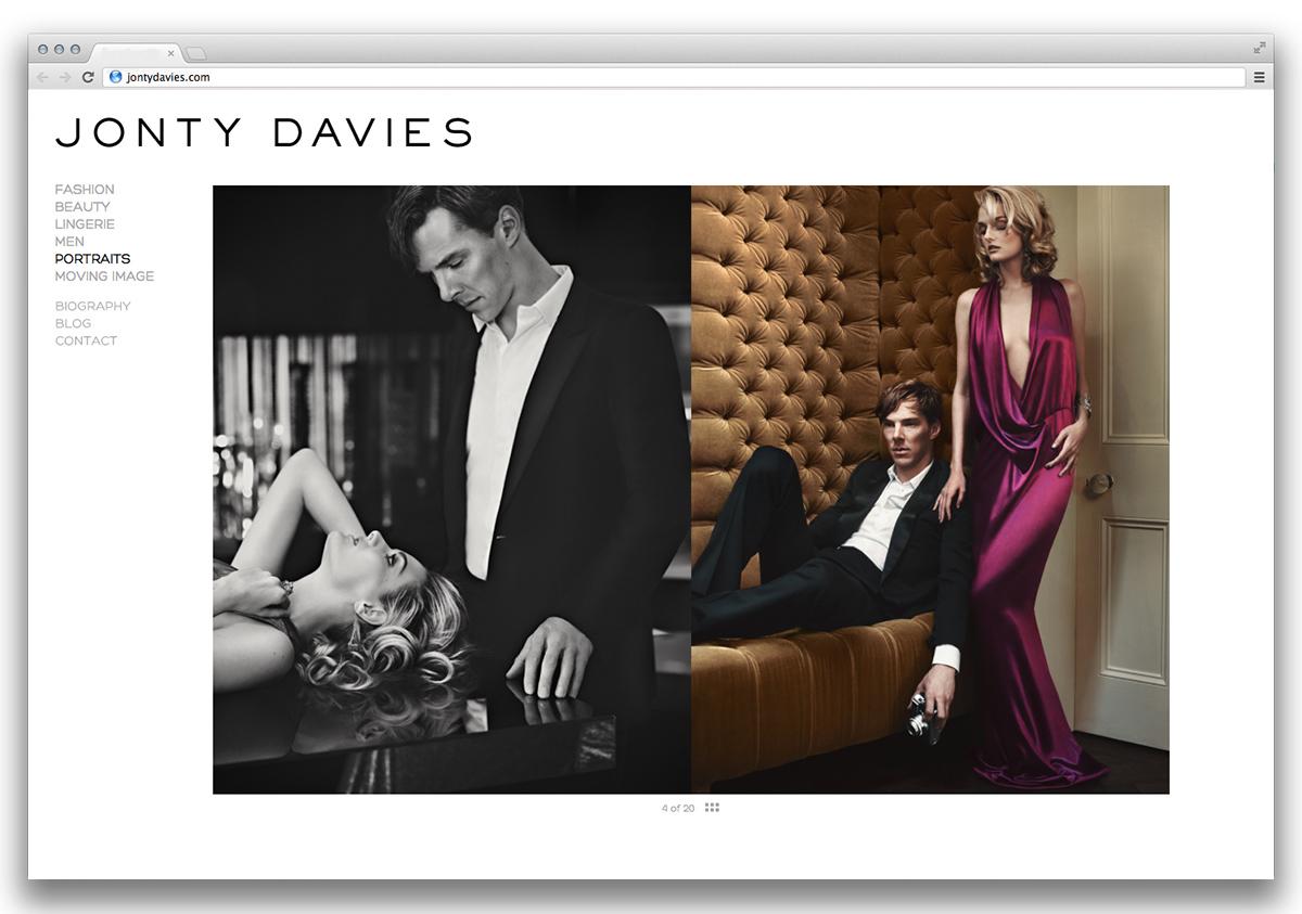 Jonty Davies Portraits