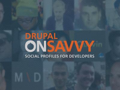 Drupal on Savvy
