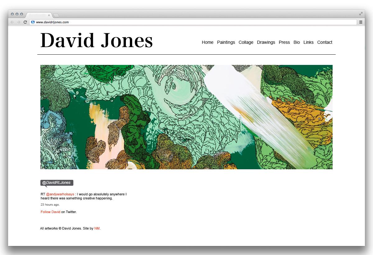 David Jones Home