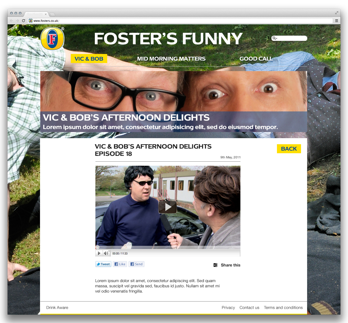 Foster's Tumblr Vic and Bob