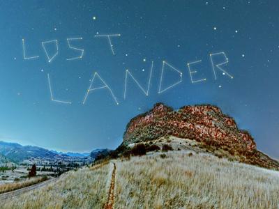 Lost Lander