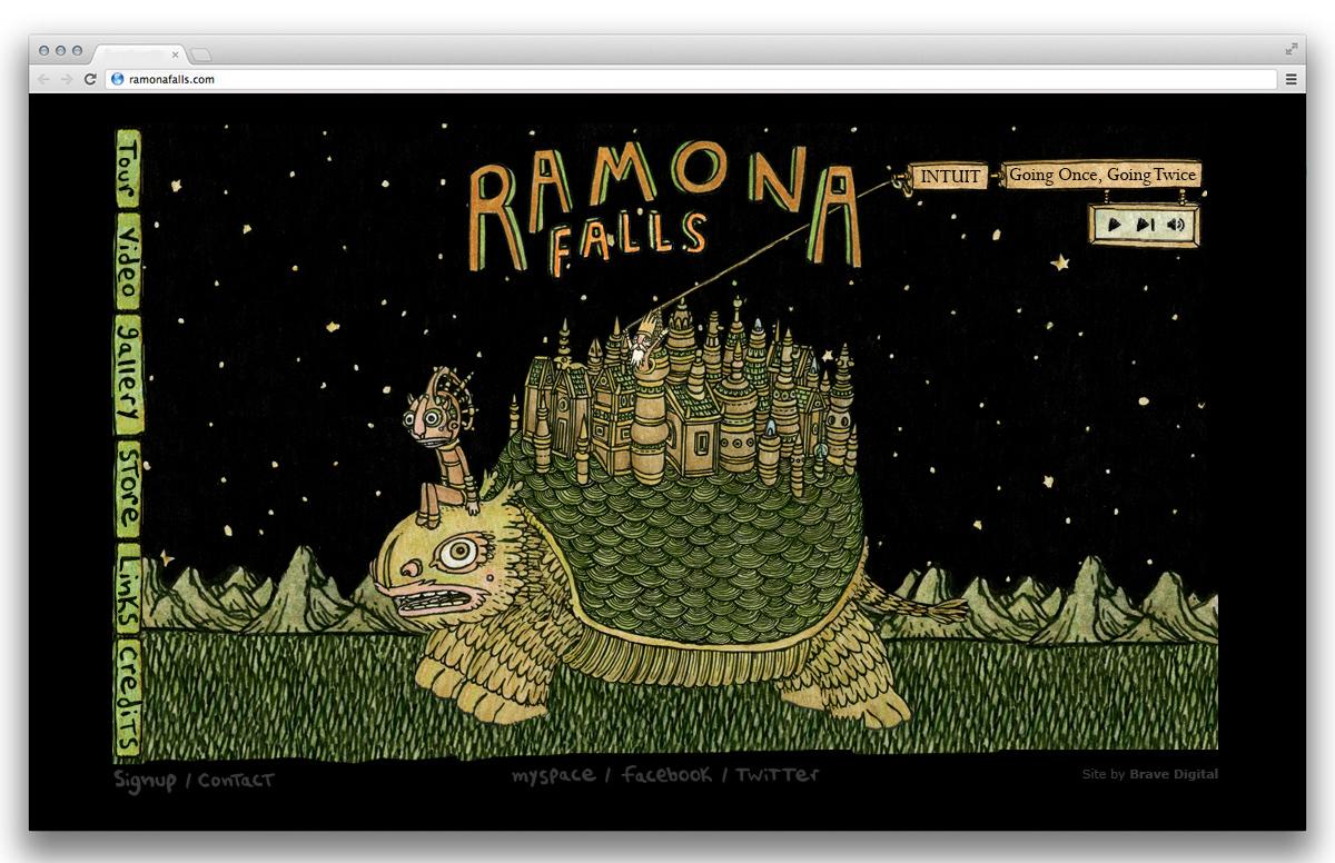 Ramona Falls Home