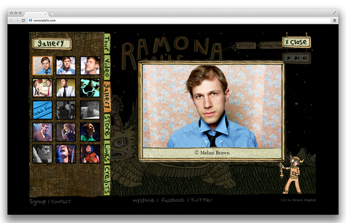 Ramona Falls Gallery
